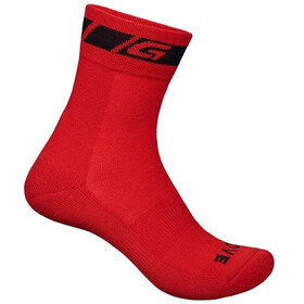 GripGrab Merino Chaussettes hiver, red